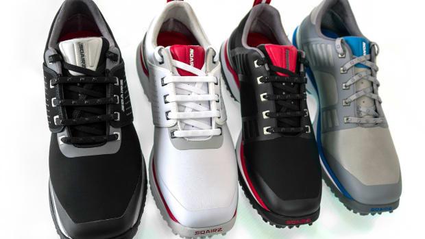 Sqairz golf shoes