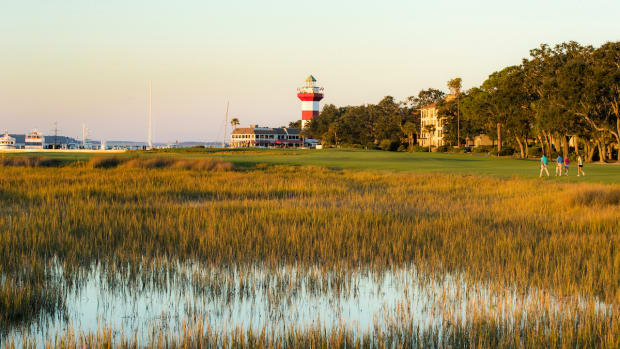 Harbour Town Golf Links Lighthouse