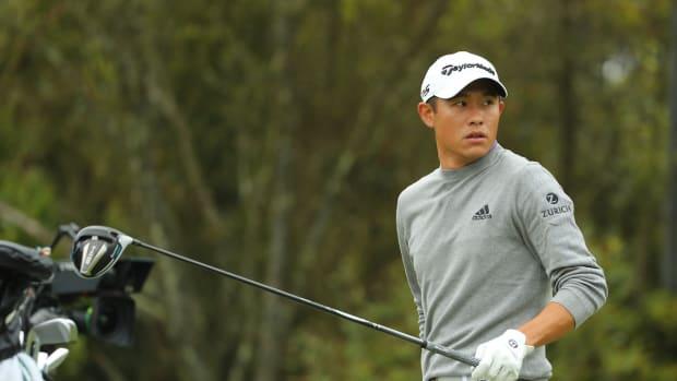 Collin Morikawa 2020 PGA Championship