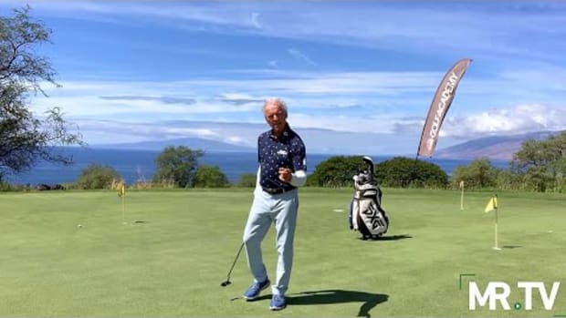 Golf Tips in Paradise: Lag putting made easy