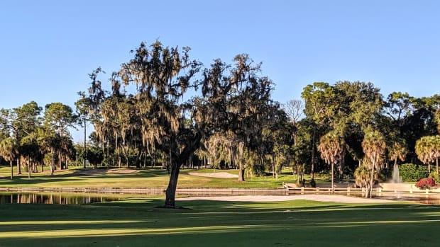 Mission Inn Resort & Club's El Campeon — Hole No. 17