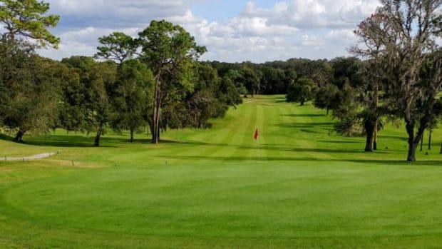 Mount Dora Golf Club, Hole 16