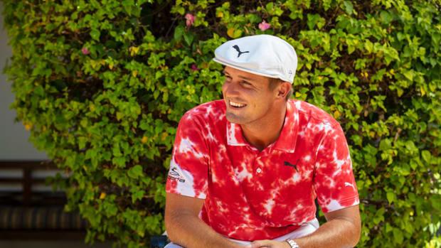 GolfThreads — Bryson DeChambeau