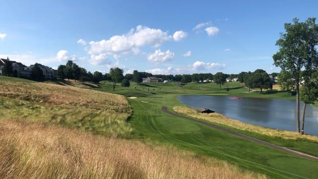 TPC Cromwell 17th hole