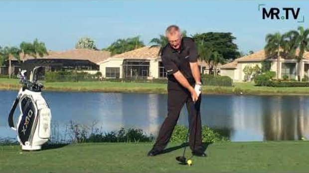 Fix your slice in 60 seconds