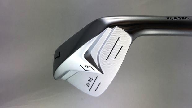 Argolf — AR-F15 muscle-back iron