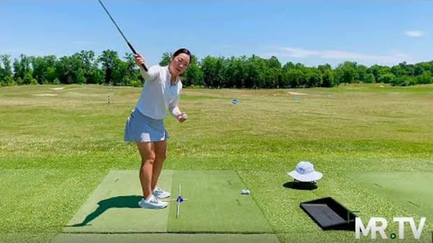 Groove your takeaway for more consistent shots