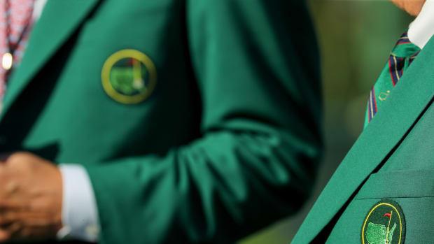 Masters Green Jackets