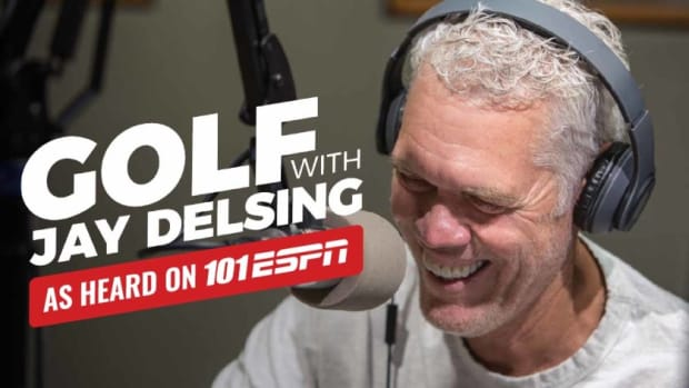 Golf with Jay Delsing - Article