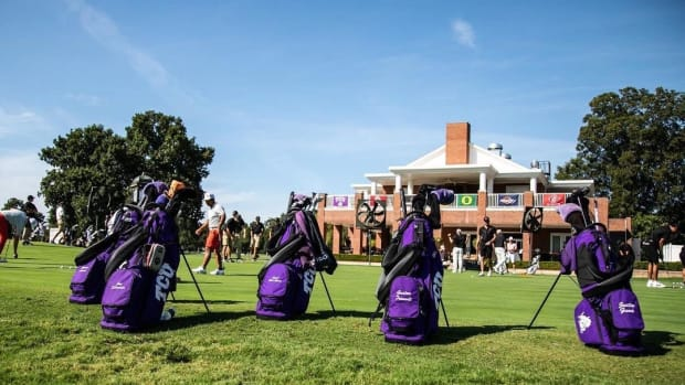 TCU Men's Golf team comes in 6th place at the Colonial Collegiate Invitational in Fort Worth played on October 4-5.