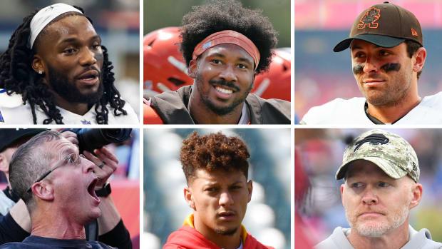 NFL Week 5 Preview
