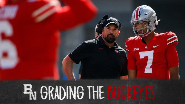 grading the buckeyes (offense-Maryland)