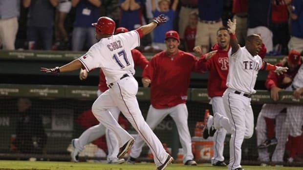Nelson Cruz / Texas Rangers / Grand Slam