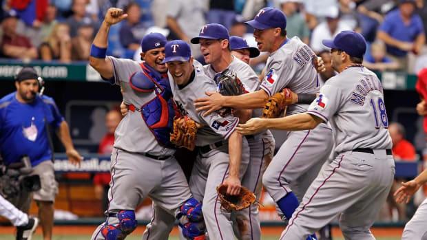 Texas Rangers / American League Division Series / Cliff Lee