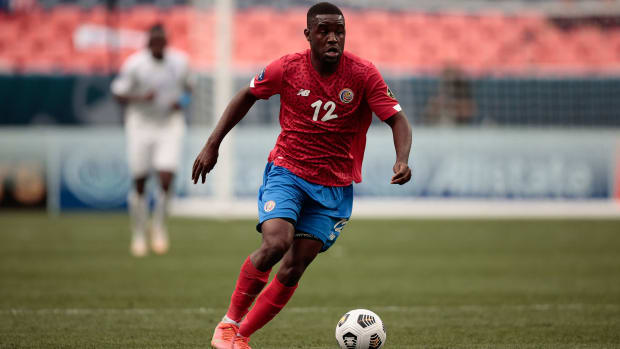 Joel Campbell will miss Costa Rica's World Cup qualifier vs USMNT