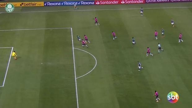 All Rony's 2021 Libertadores goals for Palmeiras