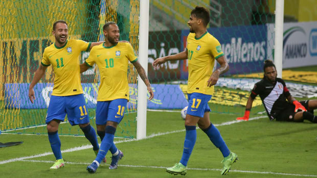 Neymar says the 2022 World Cup could be his last