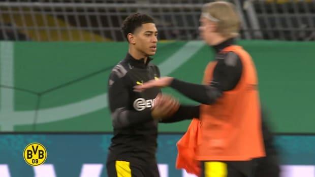 Bellingham's best Dortmund moments