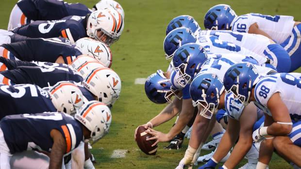 Virginia Cavaliers vs. Duke Blue Devils football