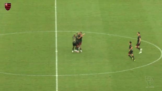 Andreas Pereira's incredible goal vs Juventude