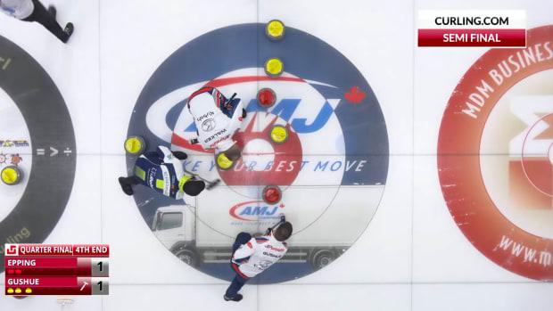 Curling LIVE screenshot