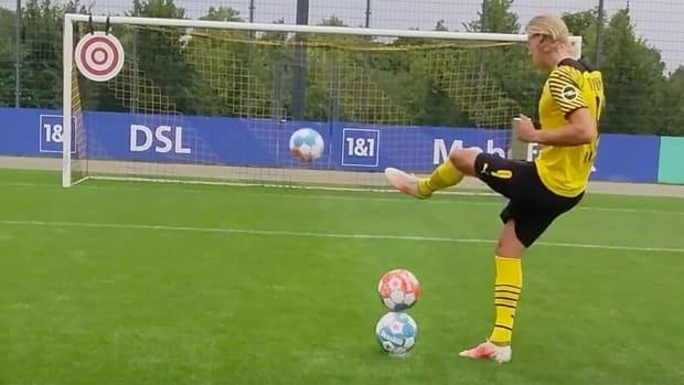 Dortmund-Trick-Haaland