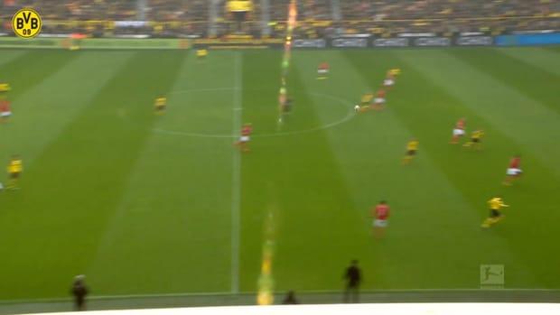 Sancho's double vs Mainz
