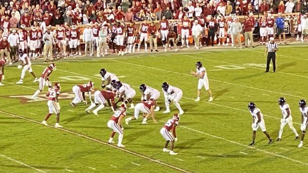 TCU falls to #4 Oklahoma 52-31