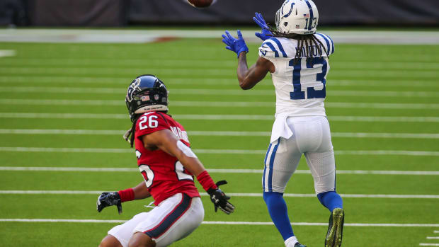T.Y. Hilton, Vernon Hargreaves