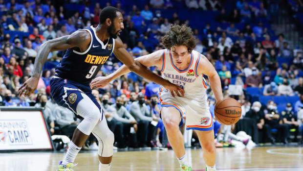 Josh Giddey, Denver Nuggets