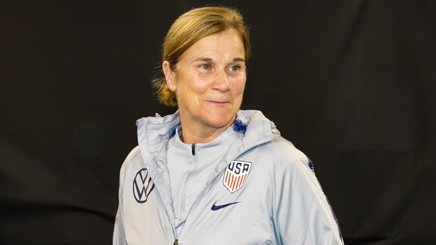 Ex-USWNT coach Jill Ellis has a role within FIFA
