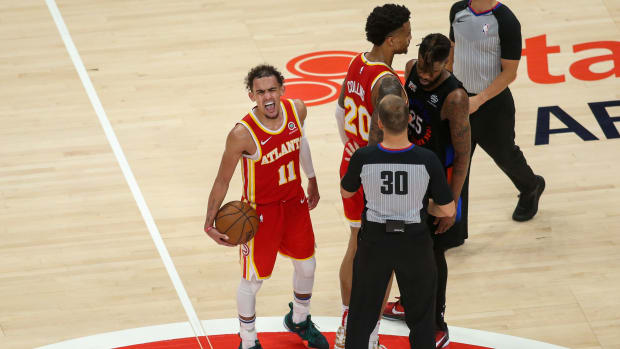 The Atlanta Hawks led by Trae Young and John Collins must battle rivals for another trip to the Eastern Conference Finals.