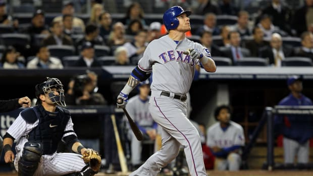 Texas Rangers / Josh Hamilton / 2010 ALCS