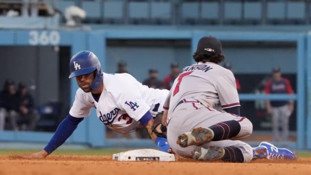 Chris Taylor Los Angeles Dodgers
