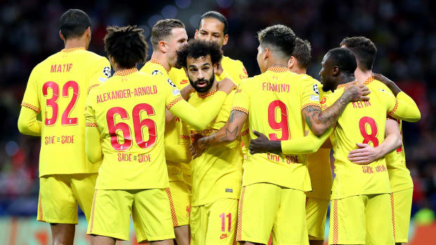 Mohamed Salah and Liverpool beat Atletico Madrid in Champions League