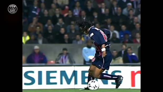 Ronaldinho : 'I loved playing at the Parc des Princes'