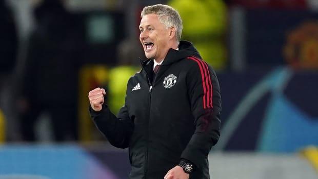Man United manager Ole Gunnar Solskjaer