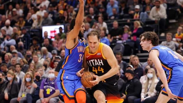 Kenrich Williams, Utah Jazz