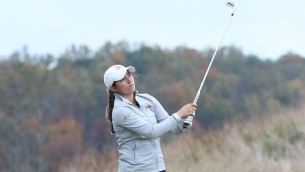 Celeste Valinho Virginia Cavaliers women's golf
