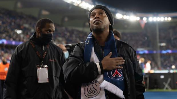Ronaldinho-PSG-Return