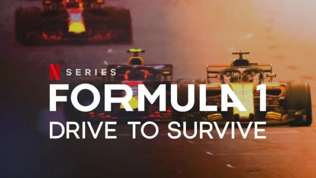 Netflix Drive to Survive Poster