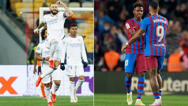 Real Madrid faces Barcelona in El Clasico