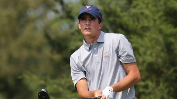 Pietro Bovari, Virginia Cavaliers men's golf
