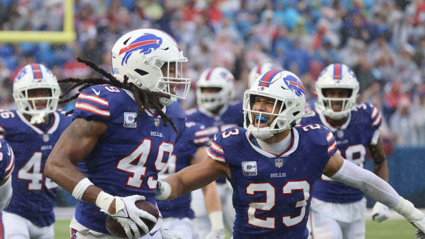 The Buffalo Bills have the easiest schedule in the NFL over the last two months of the season.