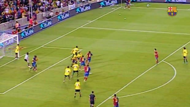 Barcelona's best goals against Boca Juniors