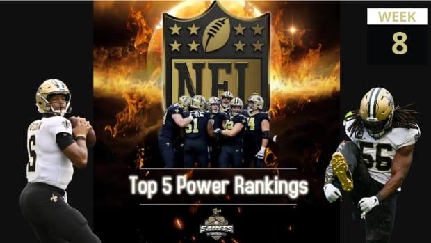 SNN NFL Top 5  Week 8