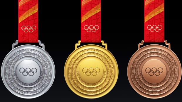 Beijing Medals 1