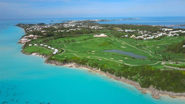 Port Royal Golf Course in Bermuda.