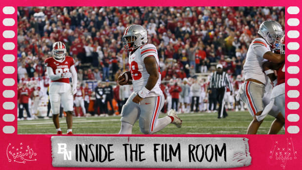 inside the film room (offense-Indiana)