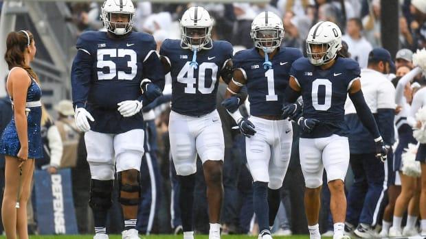 Penn State captains